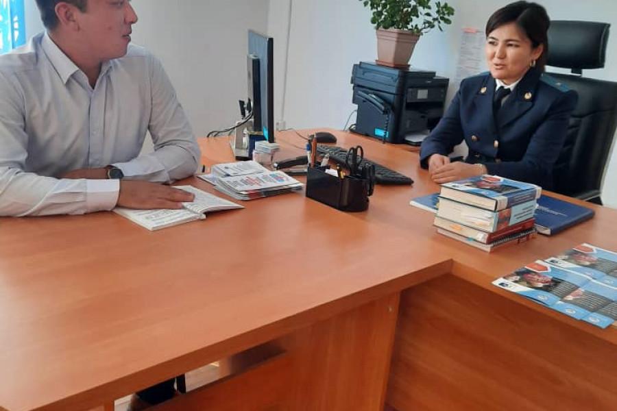 Пробация в Кыргызстане - Служба пробации: «Мы помогаем оступившемуся человеку исправиться»