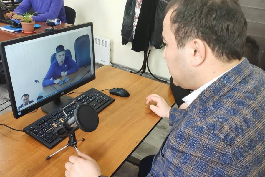 Пробация в Кыргызстане - Отдел пенитенциарной пробации тестирует защищённый канал