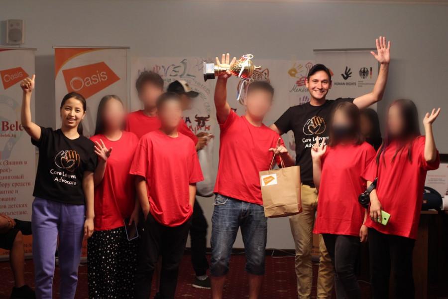 Пробация в Кыргызстане - 13 детей, нарушивших закон проходят реабилитацию на Иссык-Куле
