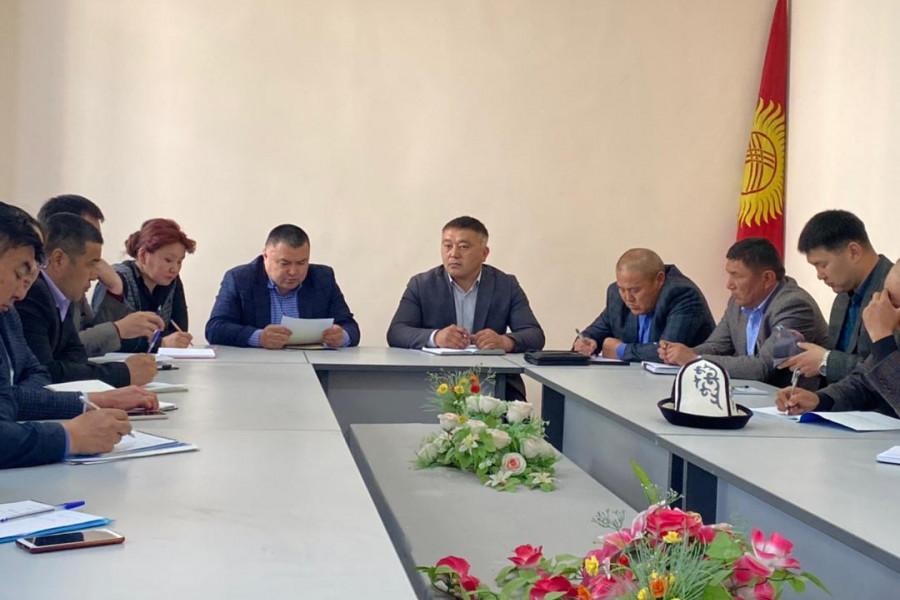 Пробация в Кыргызстане - В Ошской и Баткенской областях сотрудники органов пробации провели лекцию по предупреждению коррупци