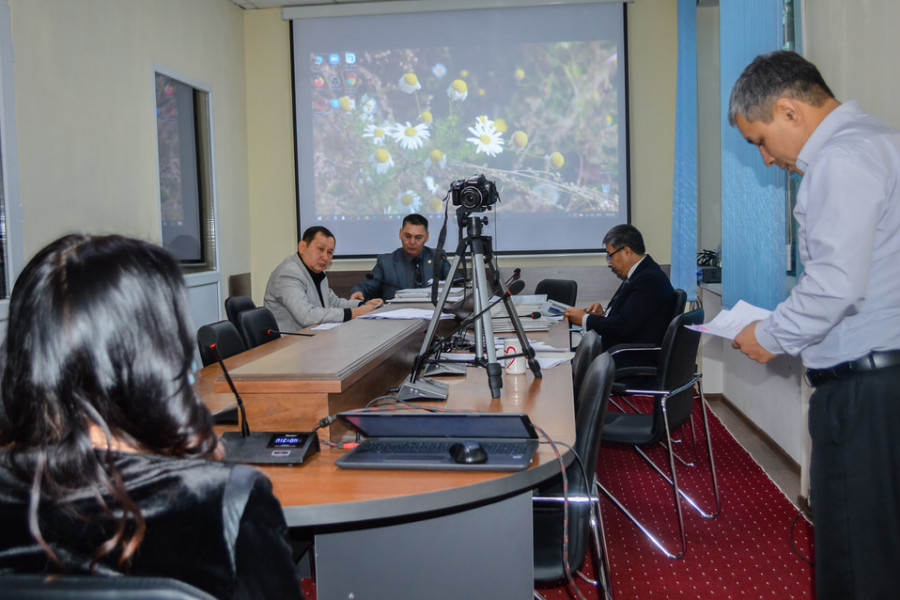 Пробация в Кыргызстане - Состоялось собеседование по вакансиям объявленными Департаментом пробации при Министерстве юстиции К