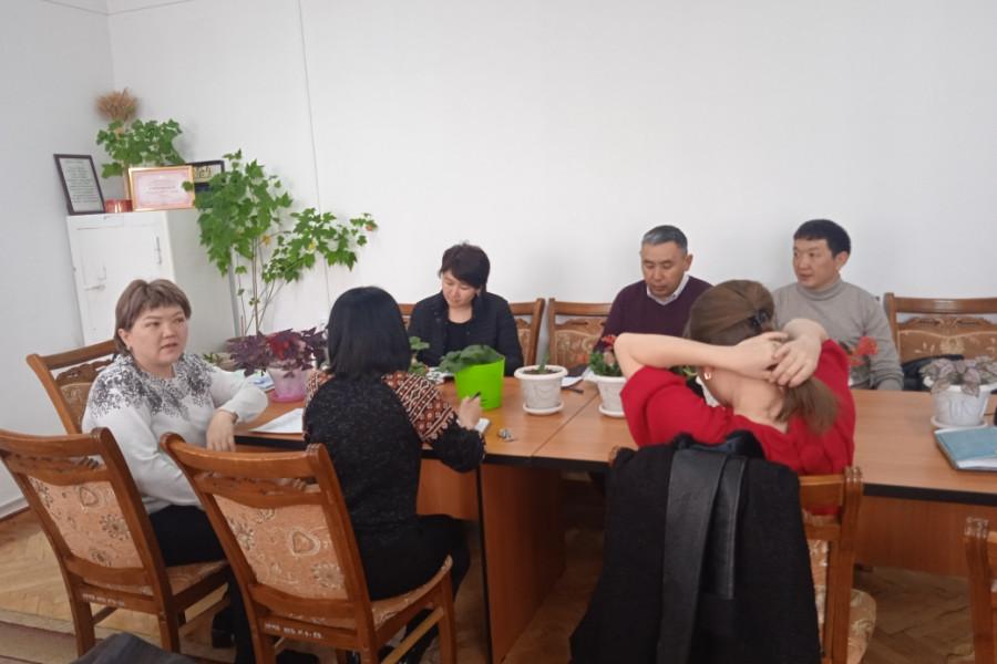 Пробация в Кыргызстане - В Нарынском районе прошло очередное заседание Совета по пробации