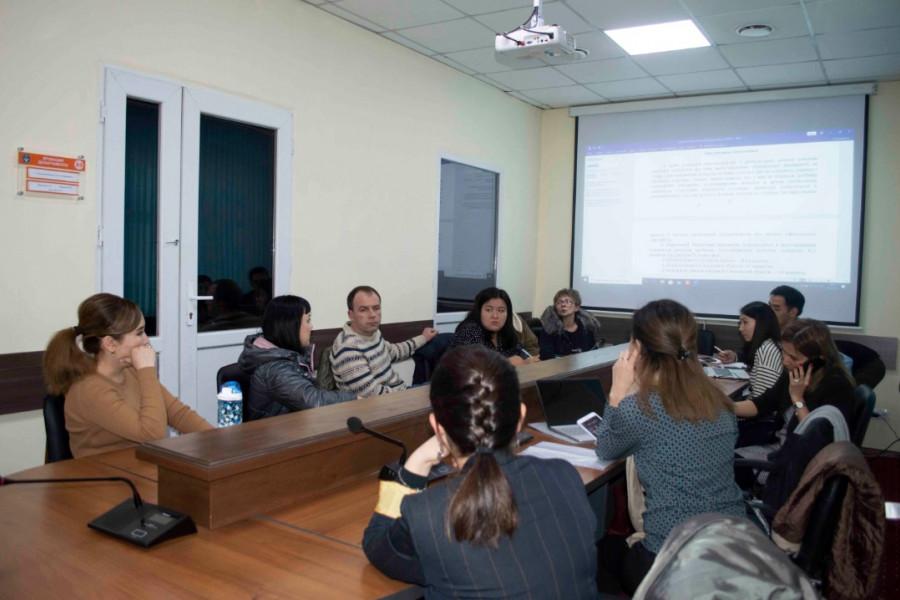 Пробация в Кыргызстане - Проведено заседание участников общественного обсуждения проекта госсоцзаказа